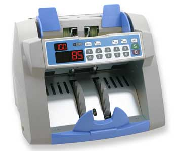Cassida 85U Bill Counter